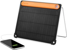 Biolite SolarPanel 5+ Solcellspanel 200 mAh 8 Wh, 5 Watt, IPX4, 390g