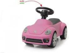 Push Car VW Beetle pink