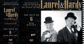 Laurel & Hardy The Film Collection