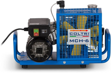 Coltri MCH 6 SH/EM/ET kompressor