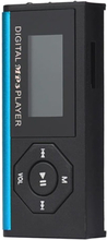eStore MP3-Spiller med innebygd Lommelykt - Blå