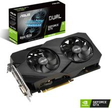 GeForce GTX 1660 SUPER DUAL Advanced EVO - 6GB GDDR6 SDRAM - Grafikkort