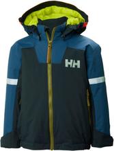 Helly Hansen Kids Legend Ins Jacket Barn skijakker fôrede Blå 86