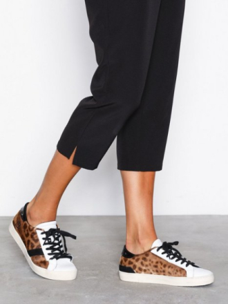 Low Top - Leopard D.A.T.E. Sneakers Hill Low Pony