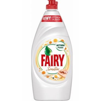 Fairy Spülmittel Sensitiv Kamille & Vitamin-E 900 ml