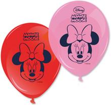 Minnie Mouse 8 stuks gemengde kleuren