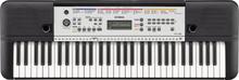 Yamaha YPT-260 Keyboard Svart inkl. nätdel