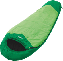 Outwell Convertible Junior Sleeping Bag Barn green 160 x 70 x 55/190 x 70 x 50cm 2019 Sovsäck