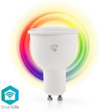 SmartLife LED GU10 4,5W RGBW (35W)