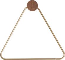 Brass wc-paperiteline 17,5x15 cm