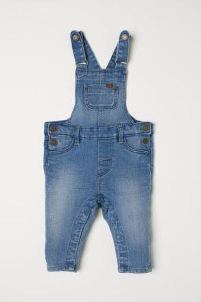 H & M - Farkkulappuhaalari - Sininen