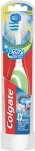 Colgate 360 Clean paristokäyttöinen hammasharja Medium 1 kpl