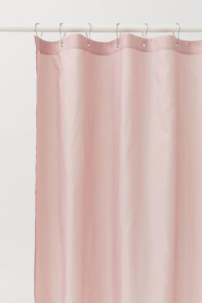 H & M - Suihkuverho - Pinkki