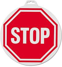 Hinweischild ''STOP''