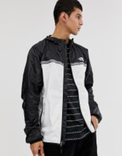 The North Face Rage Novelty Cyclone 2.0 jacket in white - Tnf white/tnf black