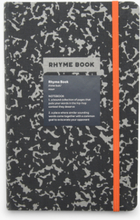 Dokument Press - Rhyme Book: A Lined Notebook With Quotes - Multi - ONE SIZE