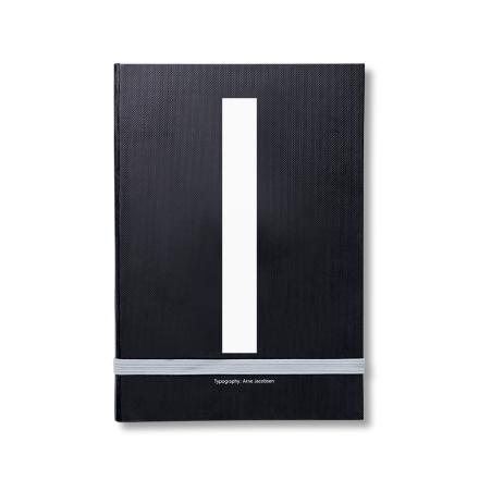 Design Letters personlig notatbok I