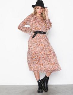 Vila Vifalia L/S Dress/Za Skater kjoler