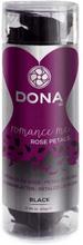 Dona Rose Petals - Black