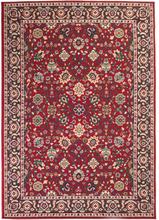 vidaXL Orientalisk matta persisk design 140x200 cm röd/beige