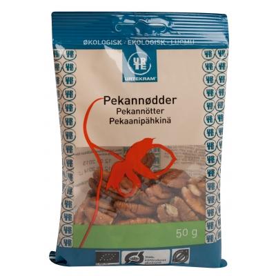 Urtekram Pekaanipähkinä Luomu 50 g