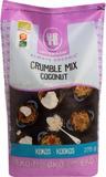 Urtekram Crumble Mix Kokos EKO 275 g
