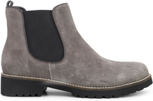 Green Comfort Chelsea Boot Taupe