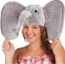 Elefanthatt med Store Öron och Snabel