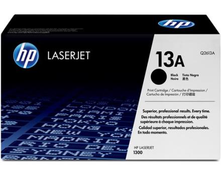 HP Toner Sort 2.5K - Q2613A (Q2613A)