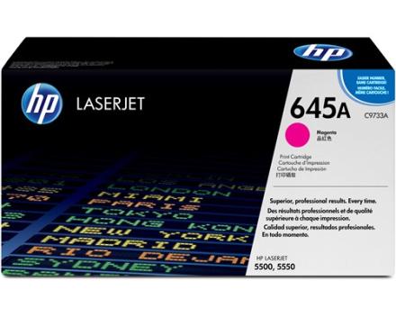 HP Toner Magenta 12K - C9733A (C9733A)