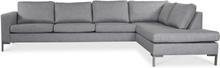 Nova 3-sits soffa med öppet avslut - Höger