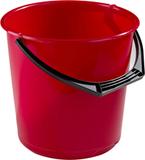 Hink 10 L Röd Nordiska Plast