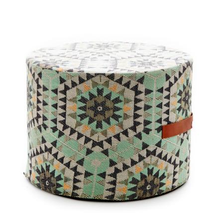 Heavenly honeycomb lattiatyyny vihreä