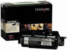 Lexmark Värikasetti Musta 21k - T640 Return