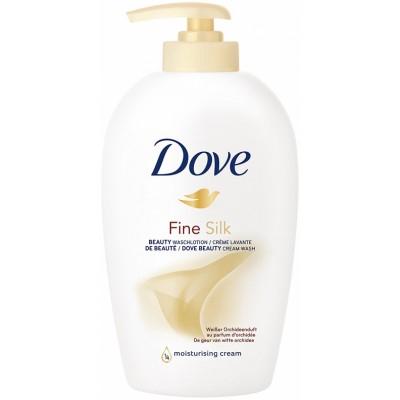 Dove Supreme Fine Silk Beauty Cream Wash 250 ml