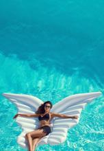 Biały Materac My Wings