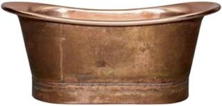 Franklin badekar L167 x B76 x H71 cm - Vintage kobber
