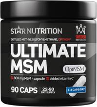 Ultimate MSM, 90 Caps