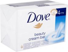 Dove Beauty Cream Soap Bar 4 x 100 g