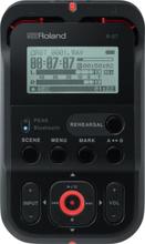 Roland R-07-BK Handy Audio Recorder