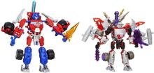 Transformers Construct-Bots - Optimus Prime Vs. Megatron