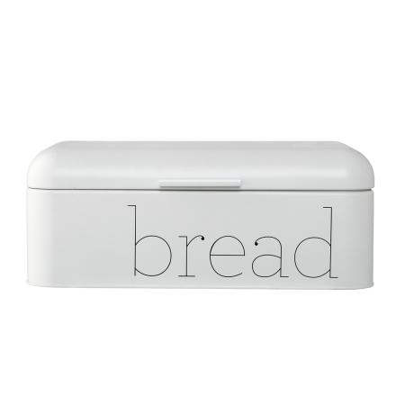 Bloomingville leipälaatikko valkoinen