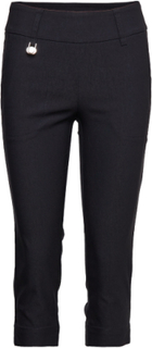 Magic Capri 78 Cm Sport Pants Sort Daily Sports