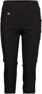 Magic Capri 78 Cm Sport Pants Svart Daily Sports