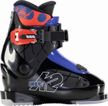 K2 Indy - 1 alpinstøvler Sort 29