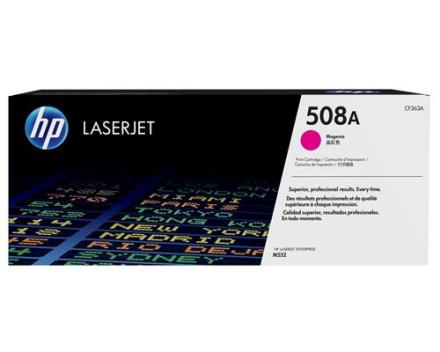 HP Toner Magenta 508A 5K - CF363A (CF363A)