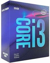 Processor Intel i3 9100F 3.6 GHz 6 MB