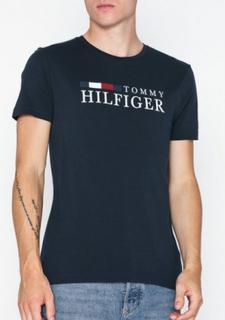 Tommy Hilfiger Rwb Tommy Hilfiger Tee T-skjorter og singleter Sky Captain