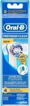 Oral-B Precision Clean Hammasharja 4 kpl