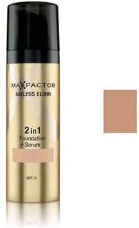 Max Factor Ageless Elixir 2 in 1 SPF15 - 60 Sand 30 ml